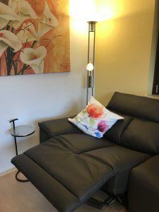 ausziehbares Relax-Sofa